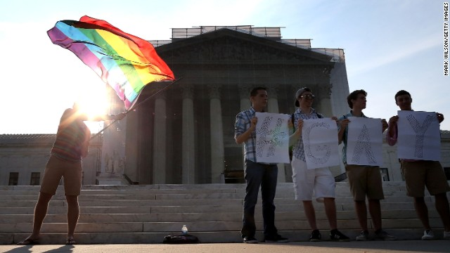 Married same-sex couples gain equal tax benefits
