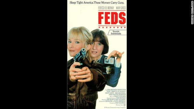 "Before Bullock and McCarthy, Rebecca De Mornay and ""Saturday Night Live"" vet Mary Gross played female cops working their way through the police academy in this 1988 comedy, which audiences quickly forgot."
