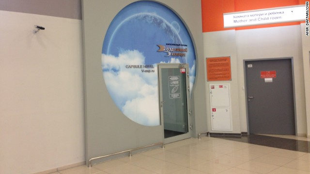 Media have speculated Snowden might be staying in the airport's Capsule Hotel. The receptionist, however, insists Snowden or anyone assisting him has not stepped foot into the facility.
