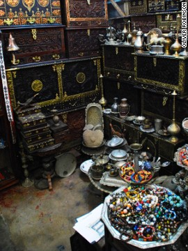 Stone Town has a huge number of bazaars and backstreet shops, stocked with furniture, jewelry and all manner of trinkets.