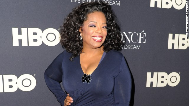 Oprah to host fundraiser for Booker