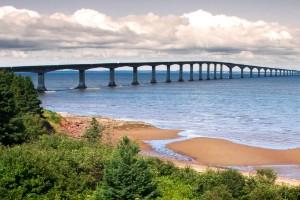 Puente Confederación, Canadá