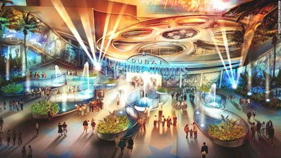 Dubai Adventure Studios, Dubai