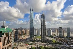 Centro Financiero Mundial Shanghai, Shanghai