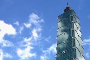 Taipei 101, Taipei, Taiwán