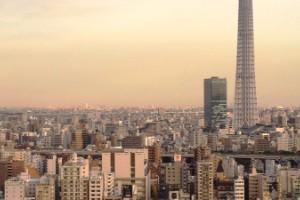 Sky Tree, Tokio