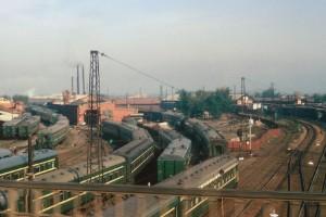 Ferrocarril Transiberiano, Rusia