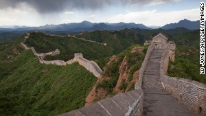 Neither oceans nor the Great Wall will get in the way of the round-the-world train trip.