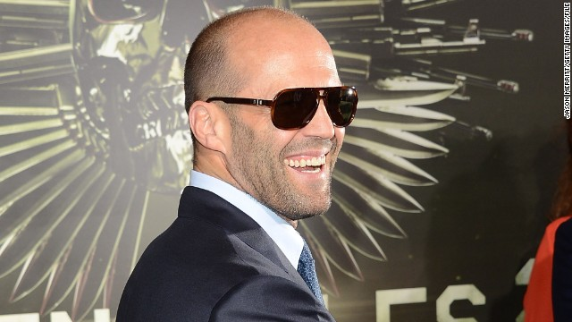 Jason Statham's part in the upcoming