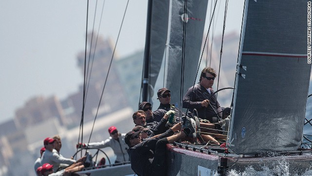 All boats are identical in terms of construction, shape of the hull and appendages, weight distribution, deck layout and equipment. Each team is also limited to the number of sails they can use at every event, which means that a boat's performance is purely down to teamwork.