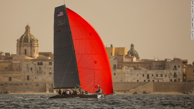 Indulging a passion for racing on this level doesn't come cheap - a new boat costs 500,000 Euros, and owners spend between 400,000 and 800,000 Euros a year competing on the international race circuit.