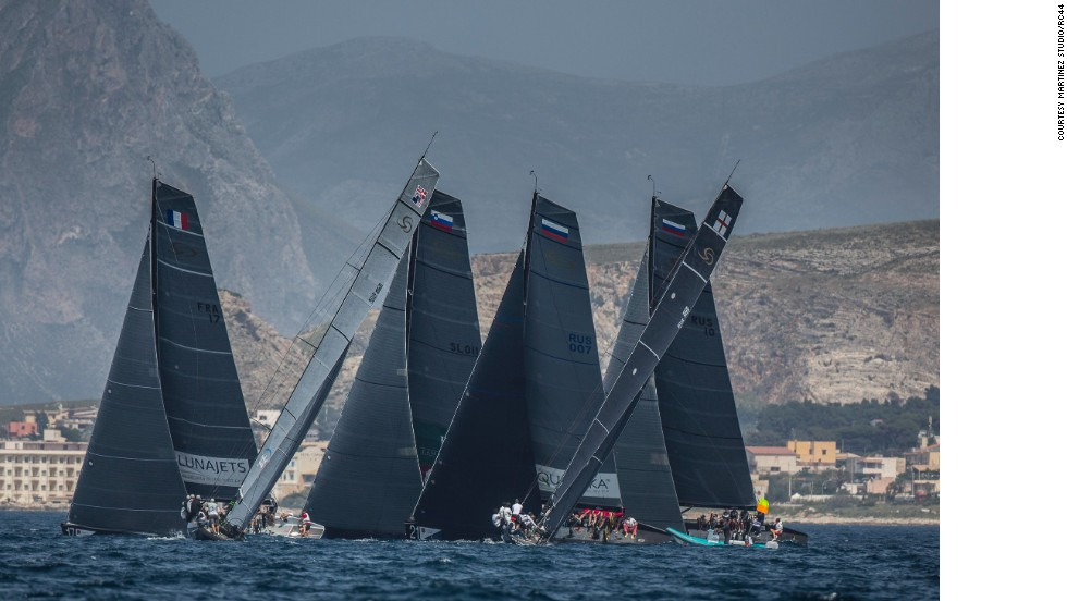 The Trapani Cup is a new race on the RC44 Championship Tour - one of the most respected events on the international yacht racing circuit. <!-- --> </br>