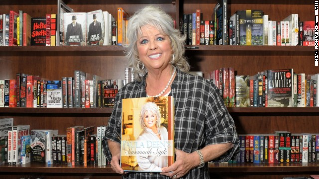 "In the wake of the recent deposition in which Paula Deen admitted to using racially charged language, many sponsors and partners have re-evaluated their relationship with the embattled chef. Deen's 15th cookbook, ""Paula Deen's New Testament: 250 Favorite Recipes, All Lightened Up,"" was set to release in October 2013. The book shot to the top of Amazon's pre-order list, but has now been <a href='http://eatocracy.cnn.com/2013/06/28/paula-deens-upcoming-cookbook-cancelled/'>canceled by Ballantine Books</a>."