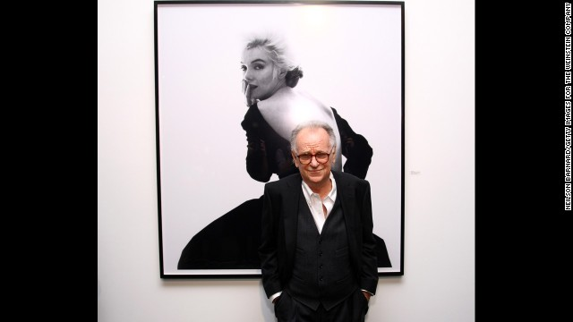 "<a href='http://cnnphotos.blogs.cnn.com/2013/03/30/the-ladies-and-the-drinks/'>Bert Stern</a>, a revolutionary advertising photographer in the 1960s who also made his mark with images of celebrities, died on June 25 at age 83. Possibly most memorably, he captured Marilyn Monroe six weeks before she died for a series later known as ""The Last Sitting."""