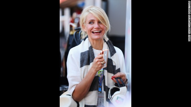 Cameron Diaz cast in 'Annie' remake as ...