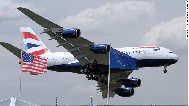 Passengers can now whip out their mobiles and begin dialing as soon as their British Airways plane lands.