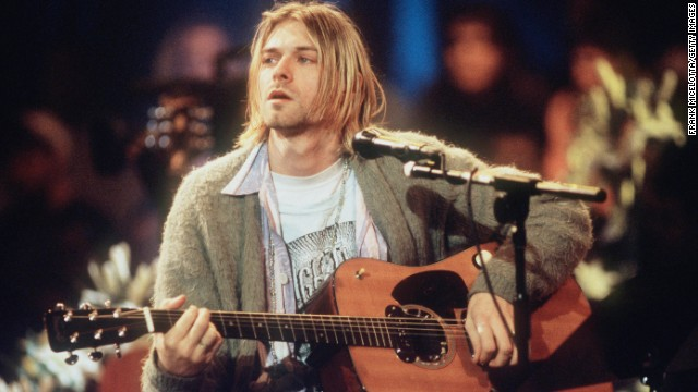 "The late Kurt Cobain was homeless for a time in Aberdeen, Washington. He's said to have lived under a bridge and slept in hospital waiting rooms. Many think the lyrics to Nirvana's ""Something in the Way"" were written about this period."