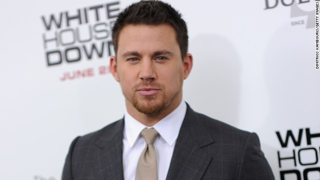 Tatum on 'Magic Mike' sequel: I might direct