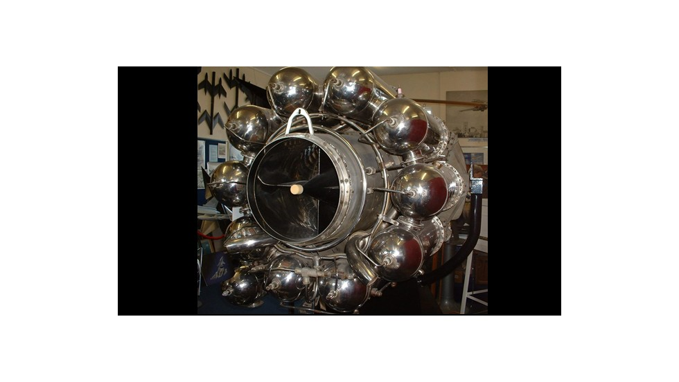 El motor de reacción