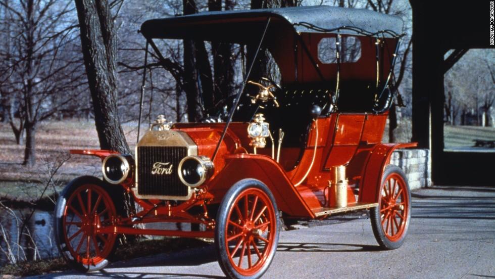 El Ford Model T