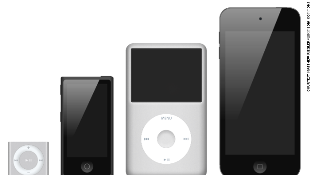 "The iPod, the product so iconic it defined a generation. Nick Rhodes, head of the Industrial Design MA at Central Saint Martins in London, nominated the mp3 player because ""it so clearly demonstrates the benefits of collaborative efforts."" ""This is no longer the province of a single 'hero' designer,"" he says ""but rather the unified work of many practitioners."""