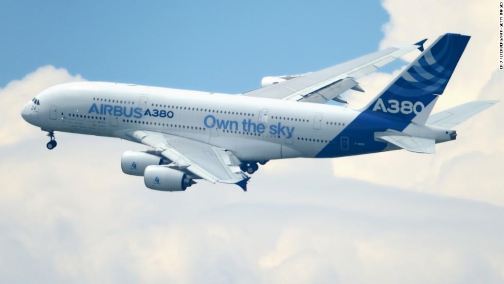 El Airbus A380