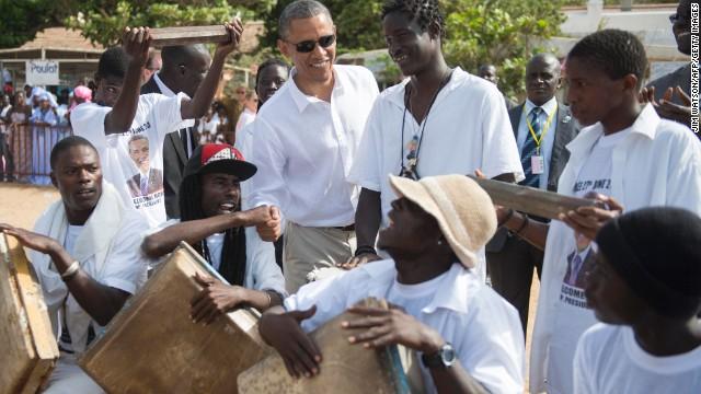 Obama visitará la prisión donde Mandela pasó 18 años, en la isla de Robben