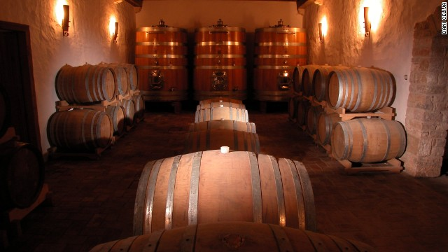 Taste wines at Kabola, Istria's first green-certified winery. Here you can try wines that have aged in amphoras, or clay vessels.