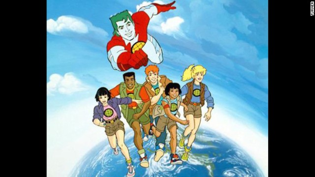 Captain Planet, our hero, has a movie in the works