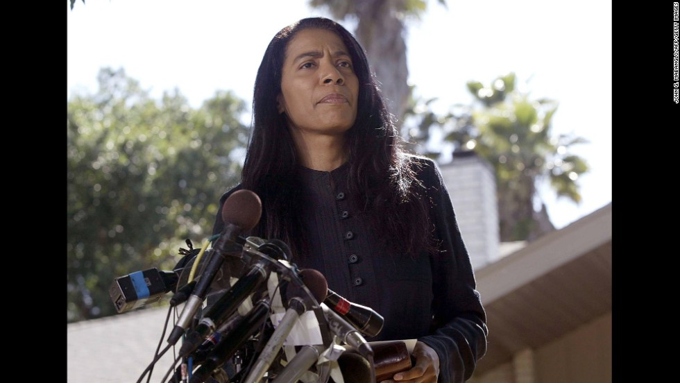 "The real-life inspiration behind ABC's hit show ""Scandal"" has helped celebrities, politicians and major companies deal with a variety of issues. Shown in 2002, Judy Smith acted as the spokeswoman for the family of Washington intern <a href='http://www.cnn.com/2013/02/07/justice/chandra-levy-hearings' target='_blank'>Chandra Levy</a>, who disappeared in 2001 and was revealed to have had an affair with Gary Condit, then a U.S. congressman from California."
