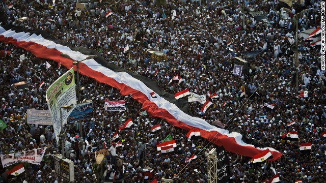 Muere un estadounidense de 21 años en las protestas de Egipto