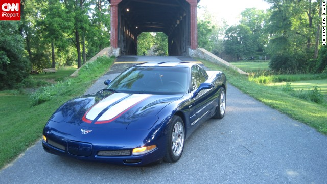 <a href='http://ireport.cnn.com/docs/DOC-996004'>Dave DiVito </a>likes to take his two little daughters out for a ride in his 2004 Corvette Z06 Commemorative Edition. He says the Corvette is a family affair.