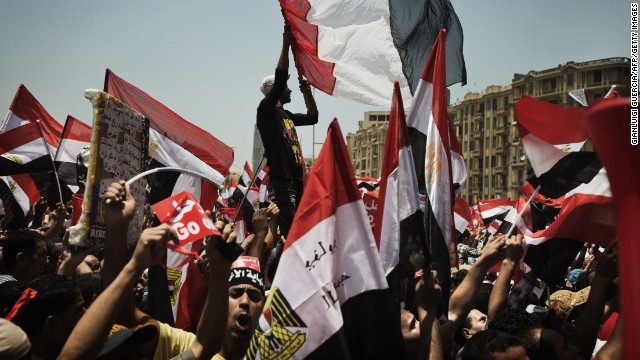 Zakaria: U.S. should stay out of Egypt unrest