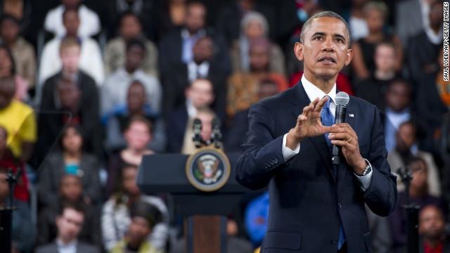 Obama pide al ejército egipcio ceder el poder a un gobierno electo