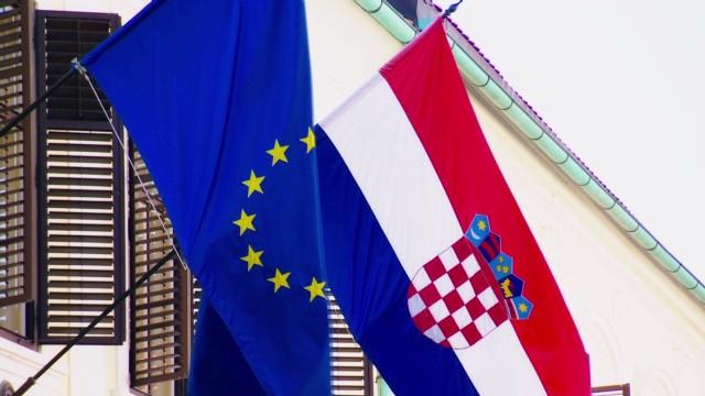 Croacia se convierte en el país número 28 en entrar a la Unión Europea