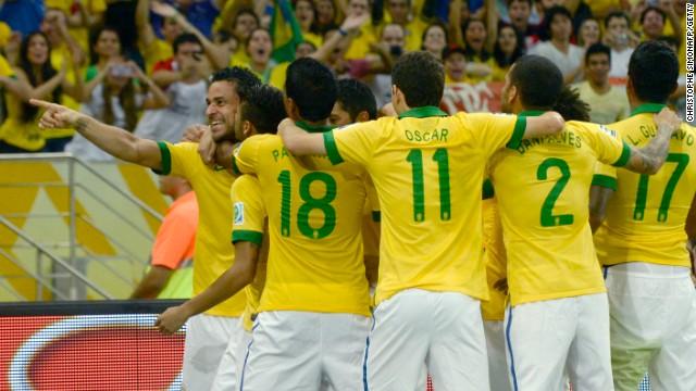 78d11bfa5d Brazil thrash Spain in Confed Cup final