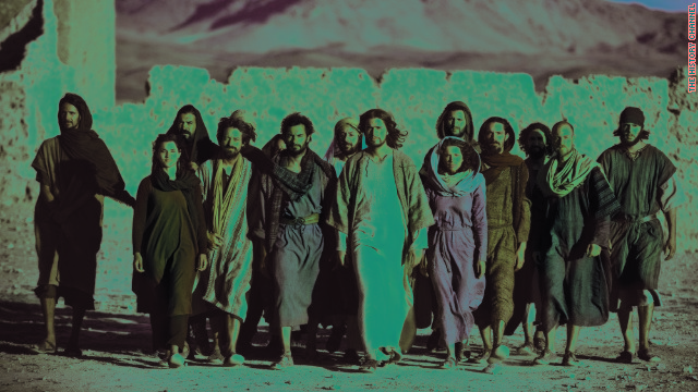 'The Bible' miniseries sequel's coming to NBC