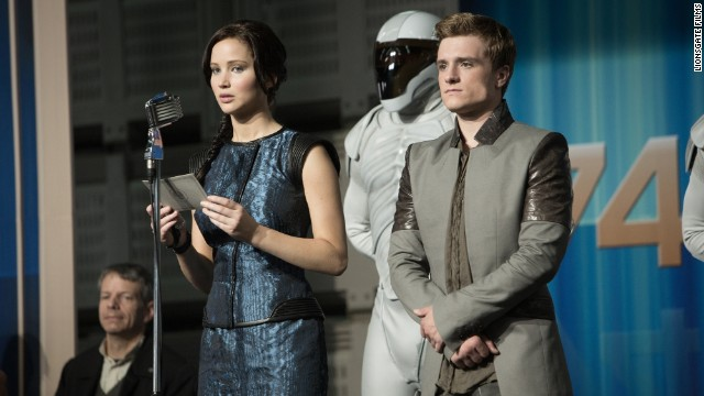 "The second installment in ""The Hunger Games"" franchise, ""The Hunger Games: Catching Fire,"" will arrive along with the second ""Thor"" film, ""Thor: The Dark World."""
