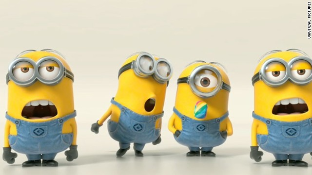 "The ""Despicable Me"" franchise's little yellow ""Minions"" are getting their own movie, despite speaking an unintelligible language. But as one of the trailers for the upcoming film proves, we don't need to understand exactly what the minions are saying to understand that we'd totally watch this movie. A ""Despicable Me 3"" is on the way, too, and is scheduled for June 2017."