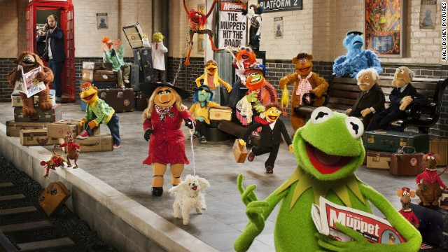 "The Muppets aren't taking Manhattan this time, but Europe, in ""Muppets Most Wanted,"" the follow-up to 2011's hit ""Muppets"" movie. Also in theaters will be the action epic, ""300: Rise of An Empire,"" and Marlon Wayans' spoof horror flick, ""A Haunted House 2."""