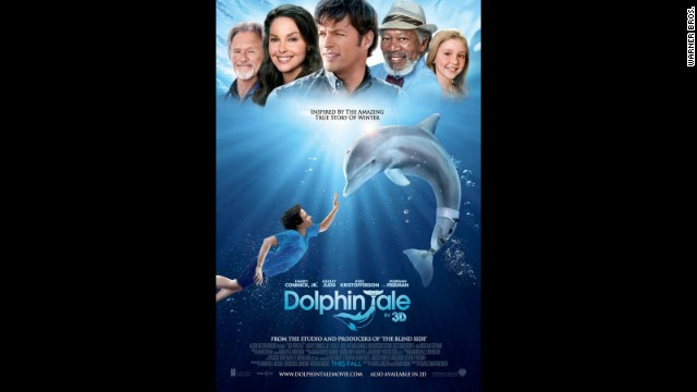 """Dolphin Tale,"" the 2011 feel-good story of a dolphin who finds new life after being fitted with a prosthetic tail, is getting another chapter."