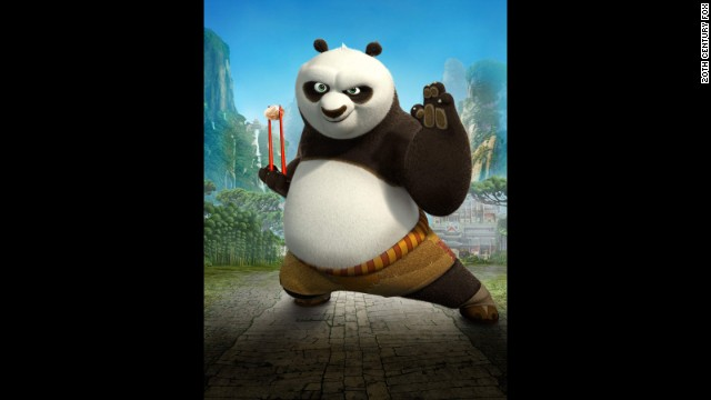 "Jack Black's cuddly, animated alter-ego is brushing off his martial arts mastery for a third time in ""Kung Fu Panda 3"" this month. His flick will have competition from another rascally pack of animals in ""Alvin and the Chipmunks 4."""