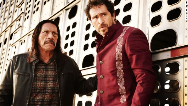 "Danny Trejo's Machete Cortez returns for another round of mayhem in ""Machete Kills."" The ""Paranormal Activity"" franchise will also churn out another thriller with ""Paranormal Activity 5."""