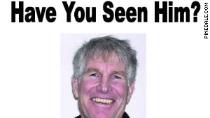 A flyer featuring Randy Udall\'s picture is being circulated during the search for him.