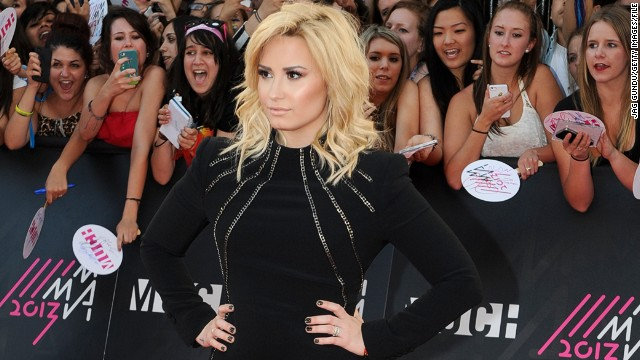 Demi Lovato: I was suicidal at seven