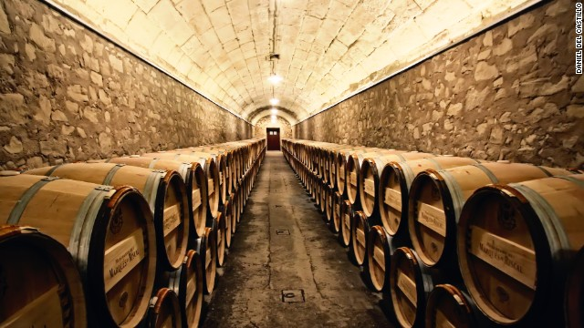 Commence hoarding wine!