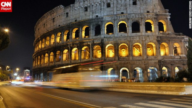 "Rome was praised for being so full of great sights, visitors ""can return again and again and always see something new."""