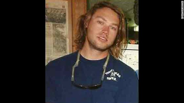 Eric Marsh, 43.