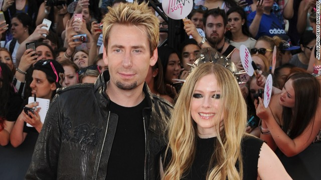 Avril Lavigne, Chad Kroeger are married