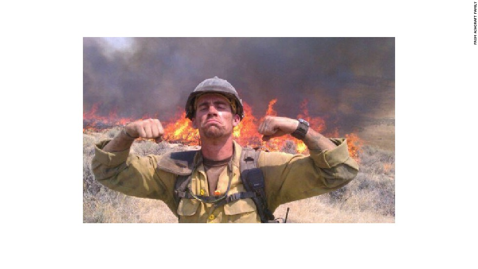 Nineteen firefighters, part of an elite group called the Hotshots, died while battling a wildfire about 85 miles northwest of Phoenix on Sunday, June 30. Here are the 19 victims: Andrew Ashcraft, 29.